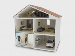 Central Vacuum System knows as built-in vacuum cleaner. We cover Manchester, North-West & UK