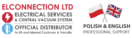 Electrical Services and Central Vacuum System Manchester