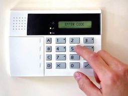 Security alarm system in Manchester