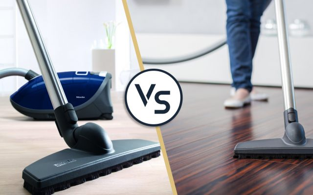 Vacuum Cleaner Conventional VS Central Vacuum System